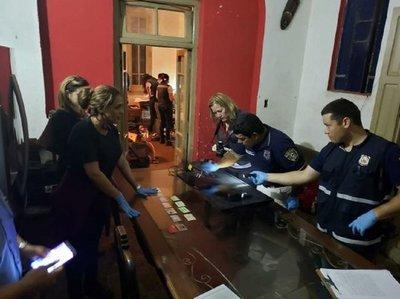 Cinco detenidos tras el hallazgo de cadáveres en el microcentro