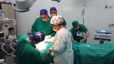 Realizan cirugías reconstructivas gratuitas en Concepción