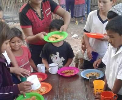 Pobladores de Guyrati están al borde de una hambruna