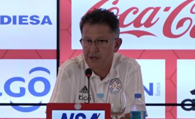 """HOY / Osorio dice estar """"feliz"""" con el grupo: """"No esperaba menos"""""""