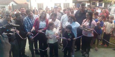 Inauguraron Urgencia Pediátrica en el Hospital Regional de Villarrica