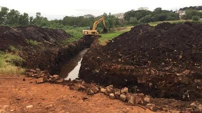 Obras correctivas evitaron nuevas inundaciones en Km 5 1/2