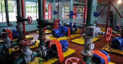 Reparan dos bombas para regularizar suministro de agua
