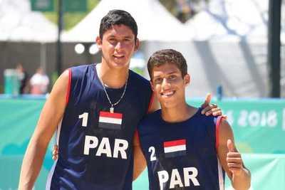 Paraguay con marcada presencia en los Juegos Olímpicos de la Juventud