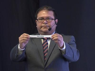 Están los cruces de octavos de la Copa Paraguay
