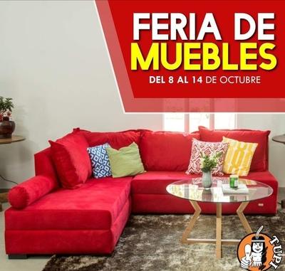 Una feria para renovar tus muebles se desarrolla en las tiendas de Tupi