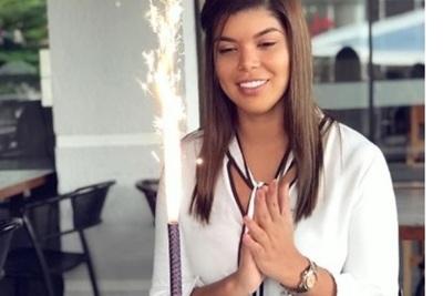 El Cumpleaños De La Modelo Anabel Ruíz Díaz