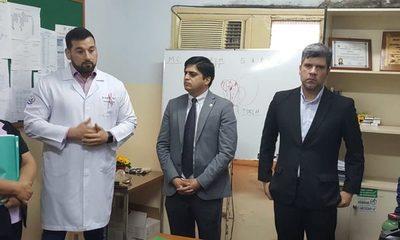 Asumen nuevos directivos de hospitales de Ciudad del Este y Hernandarias