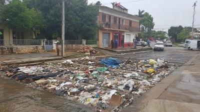 """Raudales y basura, una """"simbiosis"""" sin solución"""