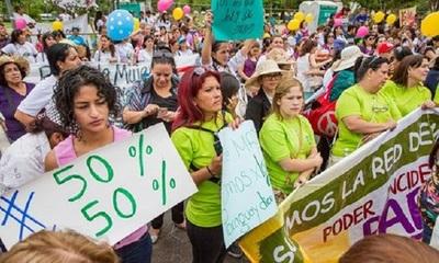 Diputados mantienen proyecto y sancionan ley de paridad