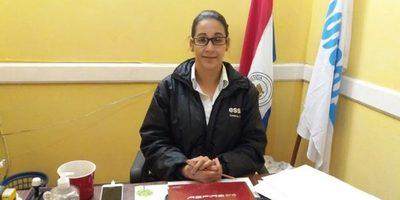 Destituyen a Mariela Brítez de la ESSAP