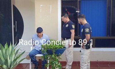 Allanan vivienda y detienen a presuntos traficantes de drogas