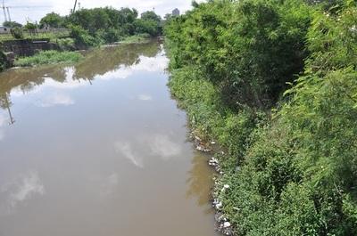 """Arroyo capitalino está """"limpio"""", pero por las lluvias"""