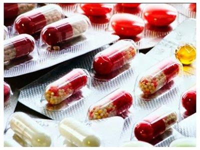 Farmacias deberán archivar recetas de antibióticos