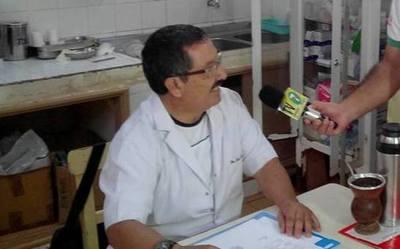 El Dr. Luis Giménez fue designado Director del Hospital de San Ignacio