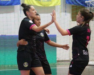 Sport Colonial avanzó a semifinales de la Libertadores de Futsal FIFA Femenino