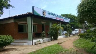 Inseguridad en hospital de Calle'i