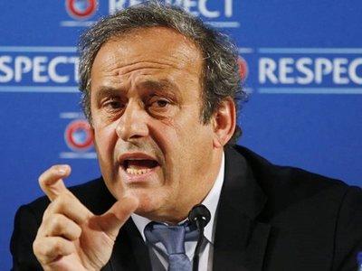 Platini quiere que aclaren quién lo delató en la FIFA