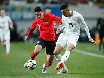 Primera victoria de Corea del Sur en el historial