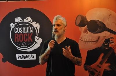 El Cosquín Rock tendrá su edición paraguaya con bandas locales y del exterior