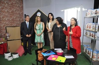 Presentan campaña para estimular la primera infancia y fortalecer vínculos familiares