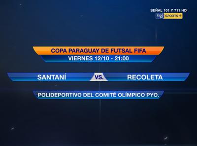 Arranca la Copa Paraguay de Futsal FIFA