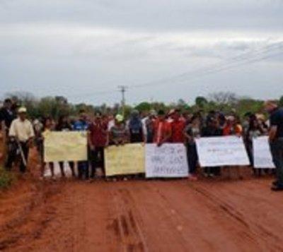 Indígenas marcharán masivamente si Abdo no atiende sus reclamos