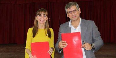 Firma de convenio entre la Gobernación y el Ministerio del Trabajo