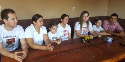 A dos años del secuestro de Félix Urbieta, familiares apelan a captores