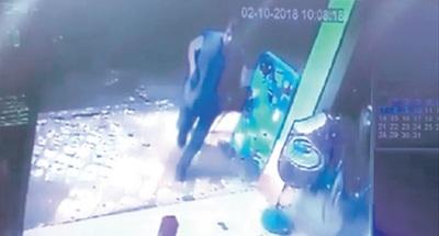 Video retrata la última vez que se vio con vida a víctima de quíntuple asesinato