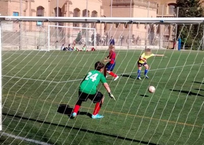 Las categorías infantiles del fútbol gallego optan por eliminar los goles de sus resultados