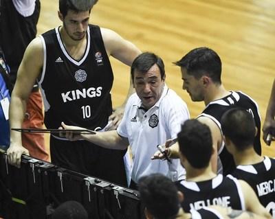 Olimpia Kings volvió con el pase a semifinales