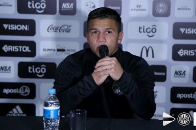 Hugo Quintana será el Sub 19 en PJC