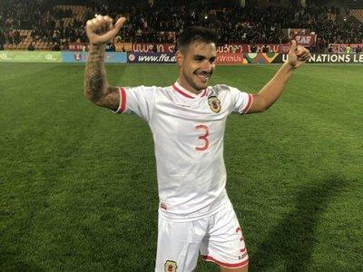Gibraltar logra su primer triunfo oficial de su historia