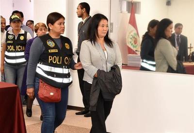 El 75% de los peruanos considera a Keiko Fujimori culpable de fraude