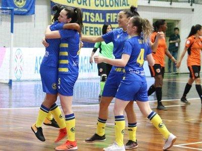 Sport Colonial va por el título de la Libertadores