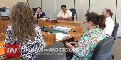 CONSEJO DE EDUCACIÓN DE CNEL. BOGADO ANALIZA SOLUCIONES A VARIOS CONFLICTOS.