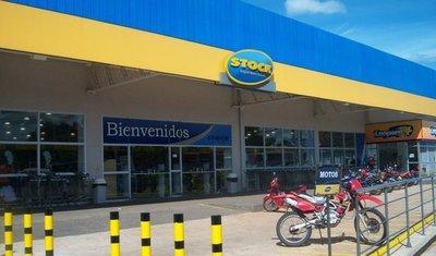 Comenzó la obra para el supermercado Stock en San Ignacio