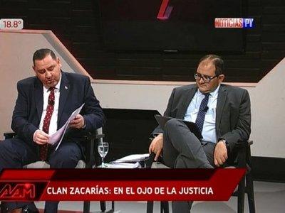 Zacarías Irún alega que ya desestimaron una misma investigación en mayo