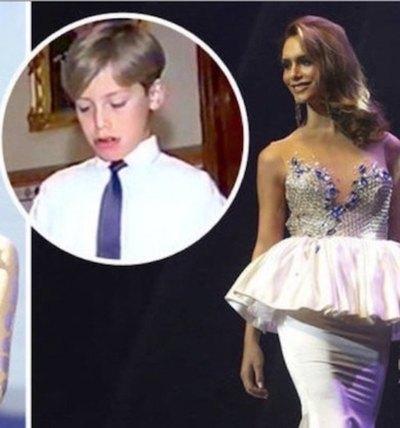 La Miss España: Así era cuando mitã'i