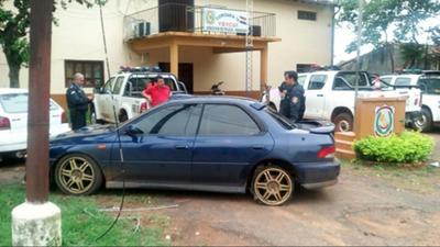 Detenidos por no pagar combustible