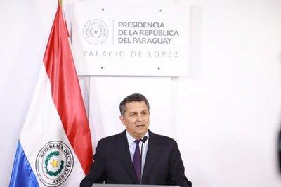 Hugo Cáceres habla sobre el rol de la vocería en el Ejecutivo