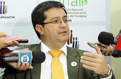 Ministerio de la Función Pública investigará a Oviedo Matto por supuesto nepotismo