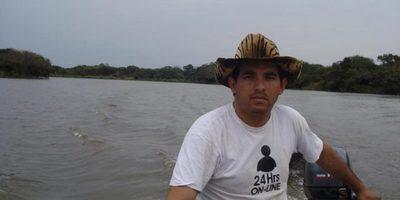 Accidente en el rio Tebicuary, en zona de Félix Pérez Cardozo