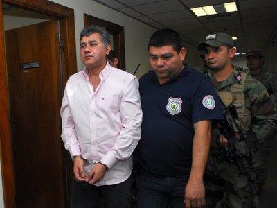 Estado paraguayo logra apropiarse de bienes incautados a Pavão