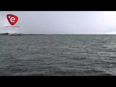 Embarcaciones deben contar con documentaciones para navegar por el Rio Paraná