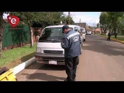 Cambyretá: Conductores no están al día en el pago de impuestos