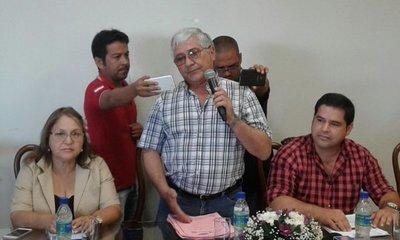 """Hugo Urbieta: """"El progreso no se detiene"""""""