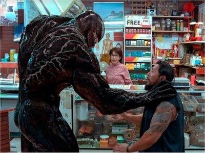 Venom teje otro éxito en la taquilla estadounidense