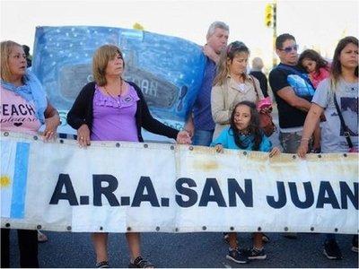 Argentina: Marchas recuerdan desaparición de submarino